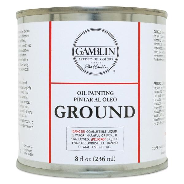 Painting Ground, 8 oz