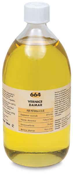 Dammar Varnish, 1 L