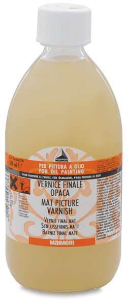 Picture Varnish, Matte, 500 ml