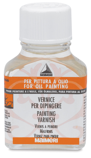 Painting Varnish, 75 ml