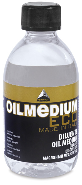 Eco Oil Medium, 250 ml