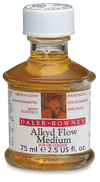 Alkyd Flow Medium