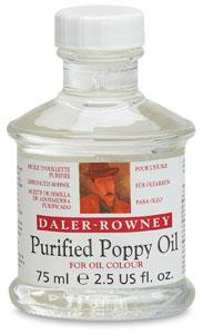 Poppy Oil