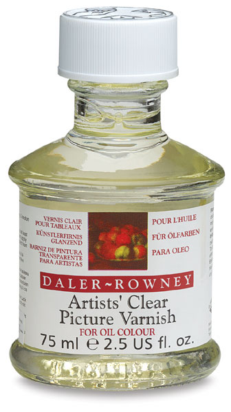 Artists' Clear Picture Varnish