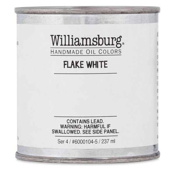 237 ml Can, Flake White