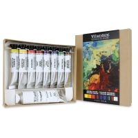 Williamsburg Handmade Oil Paint Sets, Modern Colors Set