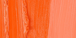 True Cadmium Orange