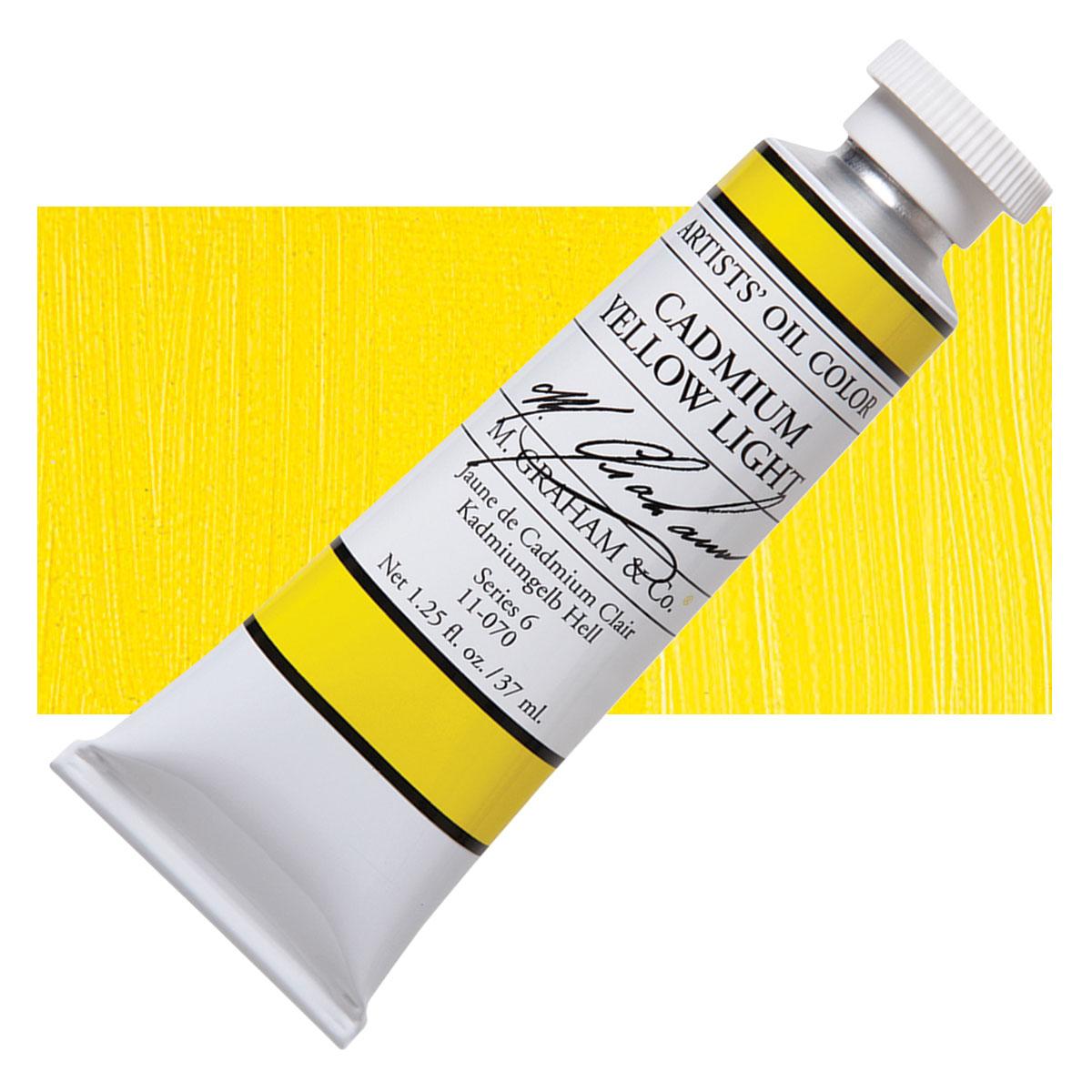 Zinc Yellow Oil Paint For Fine Art
