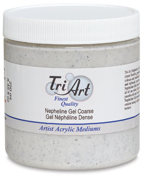 Nepheline Gel, Coarse, 250 ml