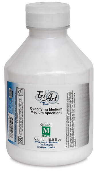 Opacifying Medium, 500 ml