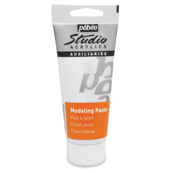 Modeling Paste, Regular Density