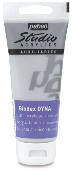 Colored Bindex, Dyna Blue