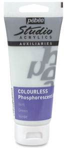 Phosphorescent Gel, Colorless
