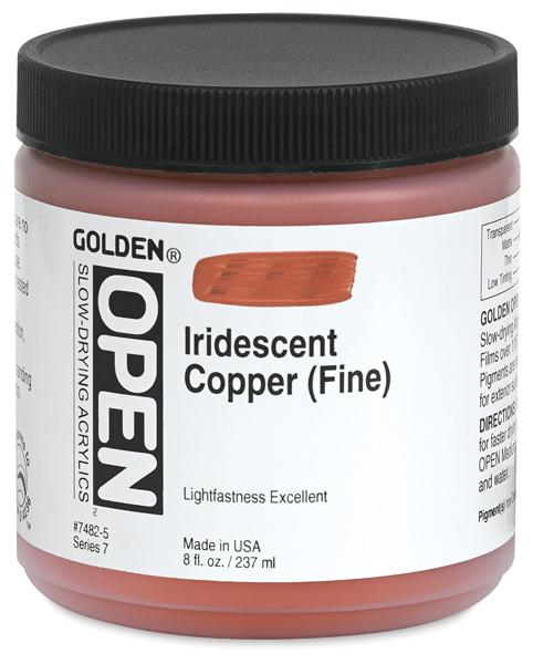Iridescent Open Acrylics