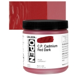 Cadmium Red Dark (CP)