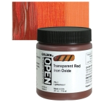 Tranparent Red Iron Oxide