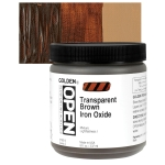 Transparent Brown Iron Oxide