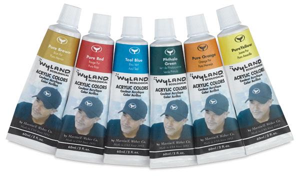 Wyland Ecological Acrylics
