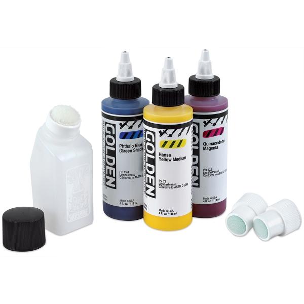 Squeeze Marker Set