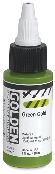 Green Gold, 1 oz Bottle