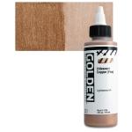 Iridescent Copper Fine