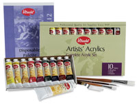 Utrecht Artists' Acrylic Sets