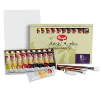 Utrecht Artists' Acrylic Colors, Complete Acrylic Set