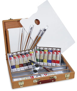 Deluxe Easel Set