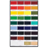 Kuretake Gansai Tambi Watercolor Assorted Set of 36