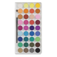 Sargent Watercolor Cakes, Set of 36