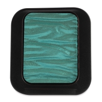 Watercolor Pan, Caribbean Green