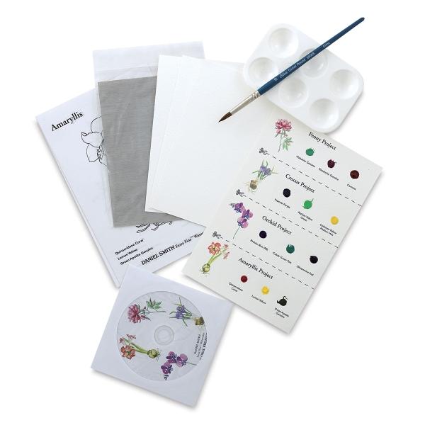 Floral Activity Kit
