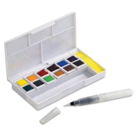 Inktense Paint Pan Travel Set