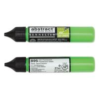 Sennelier Abstract 3D Liner, Fluorescent Green