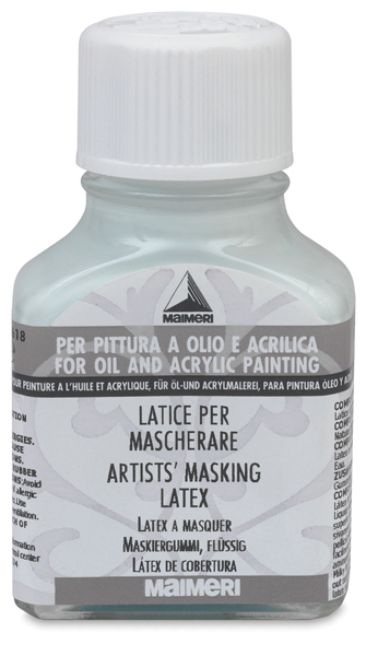 Artist Mask Latex