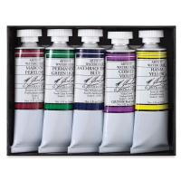 M. Graham Artists' Watercolors, Jewel Tones Set