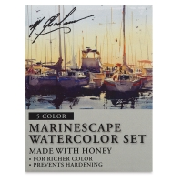M. Graham Artists' Watercolors, Marinescape Set