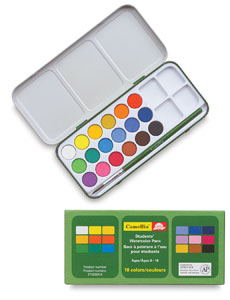 18 Color Set