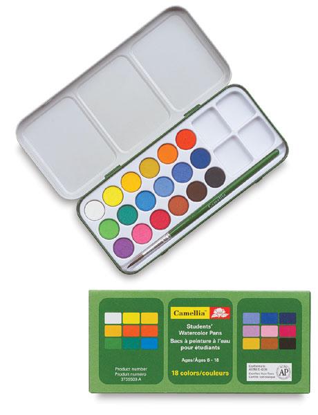 18 Color Set