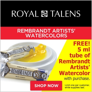 Rembrandt Artists' Watercolors