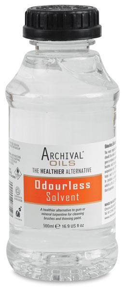 Odorless Solvent