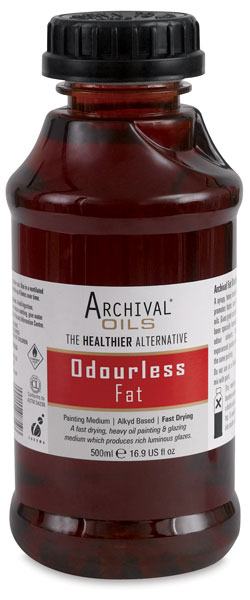 Odorless Fat Medium