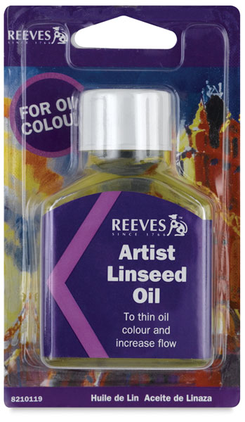 Artist Linseed Oil
