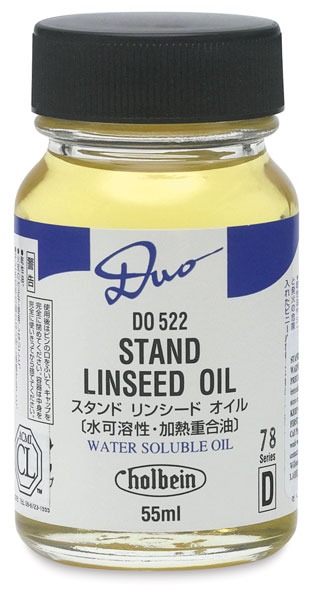 Stand Linseed Oil, 55 ml