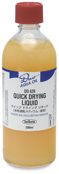 Quick Drying Liquid, 200 ml