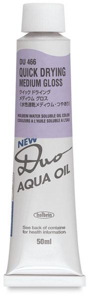Quick Drying Medium Gloss Paste, 50 ml