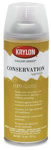 Conservation Varnish, Gloss