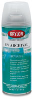 Krylon Gallery Series UV Archival Varnish