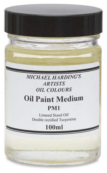 Oil Paint Medium