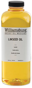 Linseed Oil, 32 oz